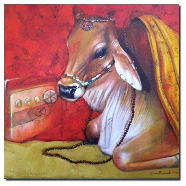 Cow Is A Part Of Indian Culture, Should Be Considered As A National Animal: Allahabad HC.